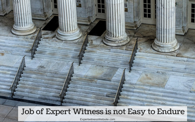 how to become an expert witness in court